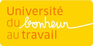 Logo de l'université du bonheur au travail